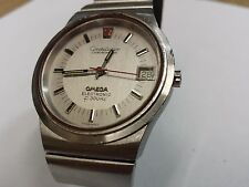 Omega Constellation Chronometer Electronic f 300 Hz