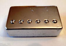 Stock B Humbucker bridge 11,8 chrome pour guitare GIBSON, FENDER, Epiphone...
