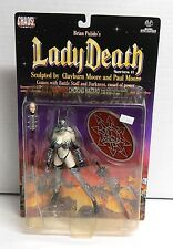 1999 Chaos Comics Brian Pulido's Lady Death Series II Action Figure NIP