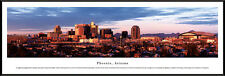 Phoenix Arizona Valley of the Sun Sonora City Skyline Framed Poster Picture II