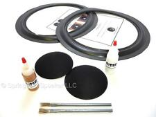 "Complete Tannoy 15"" HPD385 Foam Surround Repair Kit - HPD 385 - 2TAN15comp"