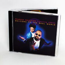 Frankie Knuckles Featuring Adeva - Welcome To The Real World - music cd album