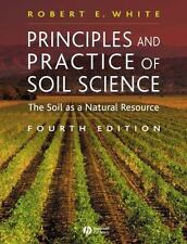 Principles and Practice of Soil Science: The Soil as a Natural Resourc-ExLibrary