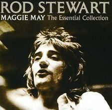 Maggie May: The Essential Collection - Rod Stewart (2012, CD NIEUW)2 DISC SET