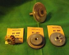 NOS Garcia Mitchell 401 411 441 Fishing Reel Gear Set 81083 81084 81086 81090