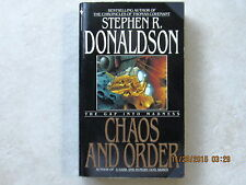 The Gap Cycle Ser.: Chaos and Order : The Gap into Madness 4 by Stephen R. Do...