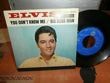 "elvis presley""big boss man""single7""or.fr.rca victor.bleu.biem-49.518.de 1967."