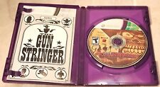 The Gunstringer for Xbox 360 -- MINT CONDITION!