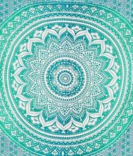 Hippie Wall Hanging Bohemian Bedspread Twin Indian Mandala Tapestry Hippy Throw