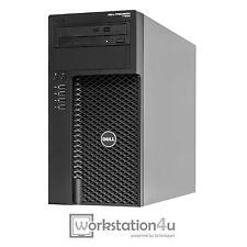 Dell Precision T1650 Workstation Xeon E3-1220 Ram 16GB SSD 128GB Quadro 2000 W10