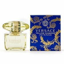 Versace Yellow Diamond Intense 3.0oz/90ml Women's Perfume Eau De Parfum Spray