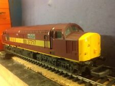 Lima class 37 EW&S livery 37 717 MALTBY LILLY HALL Junior School. Boxed.