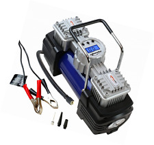 Air Compressor Pump Digital Car Tire Inflator Portable 150 PSI EPAuto 12V 200W