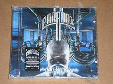 PARADOX - ELECTRIFY - CD SIGILLATO (SEALED)