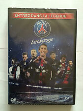 DVD PSG ENTREZ DANS LA LEGENDE BACKSTAGE PARIS SAINT GERMAIN NEUF EMBALLE