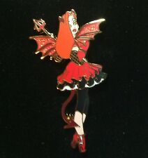 Disney Trading Pin Jessica Rabbit in Halloween Costume as a  Devil  LE250