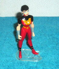"JLU JUSTICE LEAGUE UNLIMITED LORDS WONDER WOMAN 4.5"" ACTION FIGURE WITH STAND"