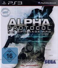 Alpha Protocol | PS3 NEU