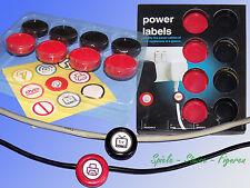 Kabel Markierungs Set, Organizer Marker Kabelbeschriftung, Kabel Kennzeichnung