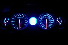 BLUE HAYABUSA GSX1300R mk2 GEN2 led dash clock conversion kit lightenUPgrade