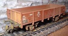 Roco 46034 off.Güterwagen O 10 DB Ep.3 gealtert. Auf Wunsch Achstausch gratis