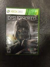Dishonored Xbox 360 Microsoft Game