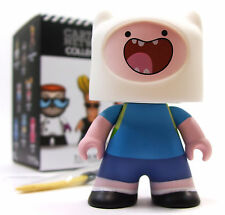 "Titans CARTOON NETWORK COLLECTION - FINN Adventure Time 3"" Vinyl Action Figure"