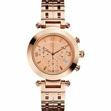 GUESS Collection Women's GC Primera X34001G1 Rose Gold-Tone Swiss Made Watch