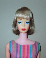 Japanese & European Exclusive Silver Ashe Blonde Pink Skin American Girl Barbie