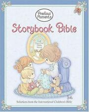 Precious Moments Storybook Bible: Selections from the International Children's