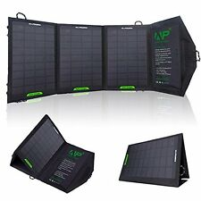 New ALLPOWERS 12W Portable Foldable Solar Charger Charging Panel iSolar Outdoor