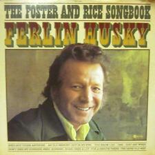 Ferlin Husky(Vinyl LP)The Foster And Rice Songbook-abc-ABCD 884-USA-VG/Ex