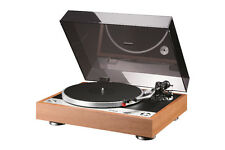 Onkyo CP-1050 Direct Drive Vinyl HiFi Turntable CP1050 (Y) New - Natural Wood