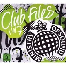VARIOUS - CLUB FILES VOL.7 2 CD + DVD DISCO/ DANCE NEU