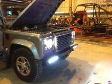 landrover defender tagfahrleuchte set Defender LED stoßstange licht Set drl