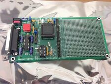 Vintage 1990 MOTOROLA M68HC11EVBU Evaluation BOARD MC68HC11 Microcontroller