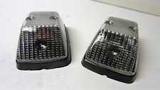 02-14 Mercedes Benz G Class W463 G55 G500 G550 Clear Front Turn Signal Set USED
