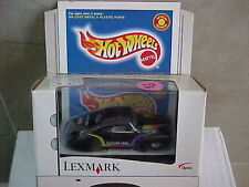 Hot Wheels Special Edition Lexmark Tail Dragger MIB