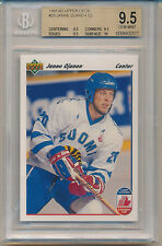 1991 Upper Deck Janne Ojanen (#25) (Population of 1) BGS9.5 BGS