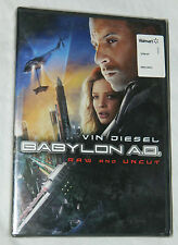 NEW Babylon A.D., DVD, 2009, Checkpoint, Sensormatic, Widescreen, Factory Sealed