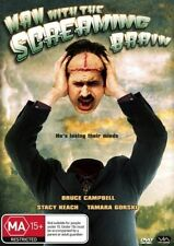The Man with the Screaming Brain - William Cole DVD NEW