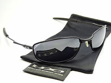 OAKLEY WHISKER BLACK SONNENBRILLE PROBATION PLAINTIFF TIGHTROPE TAILPIN SPLINTER