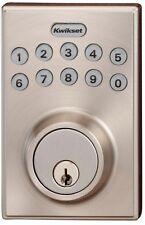 Door Deadbolt Lock Keypad Keyless Electronic Security Dead Bolt