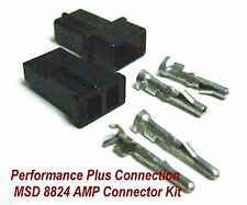 MSD 8824 2 Pin Distributor Connector AMP Made In USA