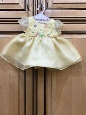 American Girl Doll Bitty Baby 2002 Retired Garden Fairy Outfit Dress ONLY