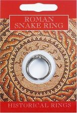 Double Headed Snake Ring - Pewter