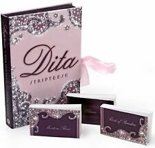 NEW Dita: Stripteese by Dita Von Teese Hardcover Book (English) Free Shipping
