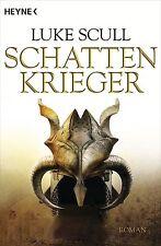 Schattenkrieger  Luke Scull   Fantas Magie  Taschenbuch ++Ungelesen ++