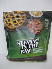 STEVIA IN THE RAW ZERO CALORIE Granulated Sweetener FOR COOKING BAKING