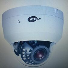 KT&C KEZ-c2DI28V12IRW 2MP 1080p HD-TVI Indoor Dome With IR